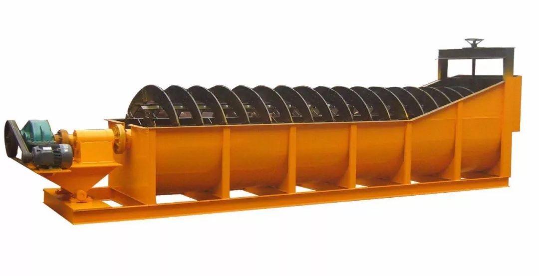 云南打砂机厂家 :螺旋式洗砂机怎样维护才能更有干劲