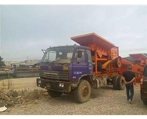 移动筛砂机供应